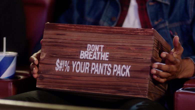 Don't Breathe Promo