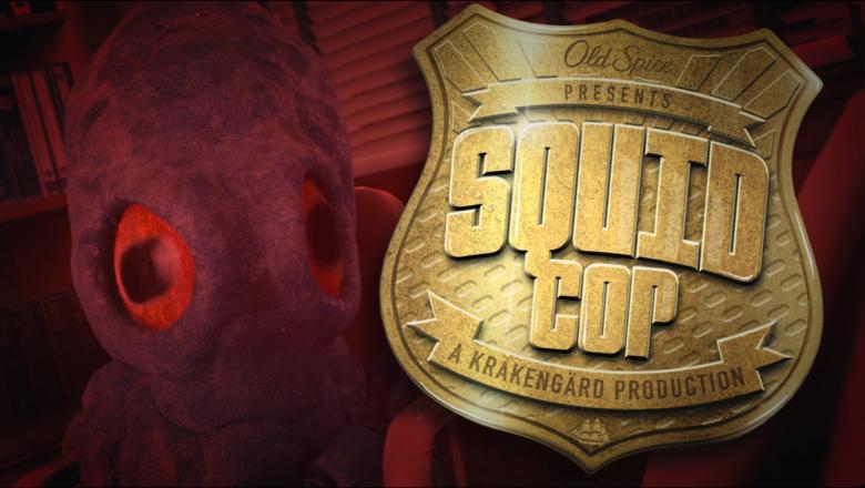 Squid Cop